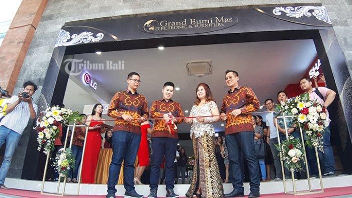 Grand Bumi Mas Buka Cabang Baru di Gatsu Denpasar, Harga 20 Persen Lebih Murah Dibanding Pesaing