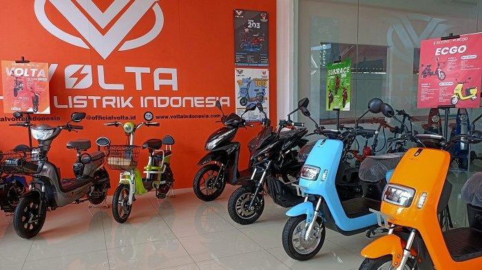 Showroom Centre Sentrik Resmi Beroperasi, Hadirkan Multibrand Kendaraan Listrik Ternama