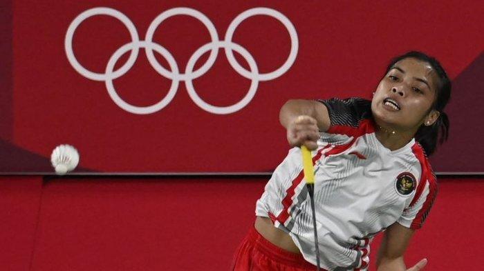 Olimpiade Tokyo 2020, Motivasi Ekstra Gregoria, Hadapi Ratu Bulu Tangkis Ratchanok Intanon Pagi Ini