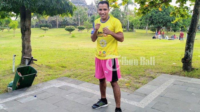 Petinju Bali, Gregorius Gheda Dende Target Emas Pra PON 2019