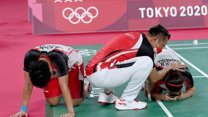 DAFTAR Orang Indonesia Sukses di Olimpiade sebagai Pemain & Pelatih: dari Hendrawan hingga Eng Hian