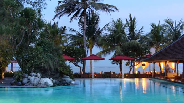 Hari Ini Pembukaan Pariwisata Bali untuk Wisman, Belum Ada Bookingan di Griya Santrian Sanur