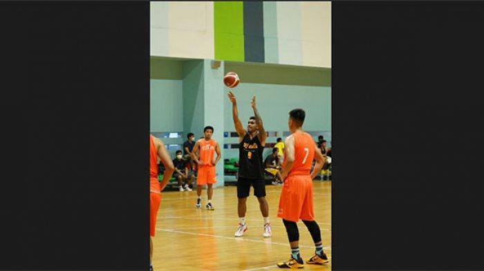 Tim Basket Bali United Kalah Lawan Pelita Jaya Jakarta pada Laga Uji Coba