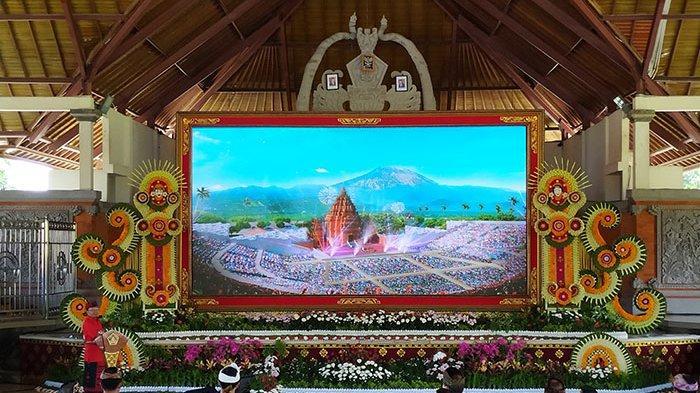 Tak Sepakat dengan Demer, Komisi III DPRD Bali Minta Mega Proyek Pusat Kebudayaan Bali Jalan Terus