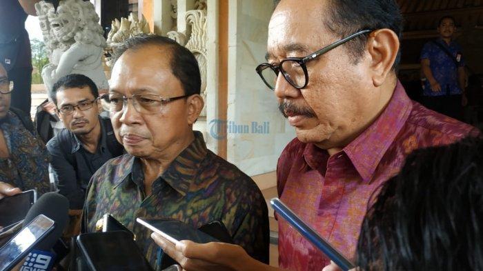 Koster Terbitkan Surat Imbauan Larang Warga Bali Keluar Rumah, Waspadai Penyebaran Covid-19