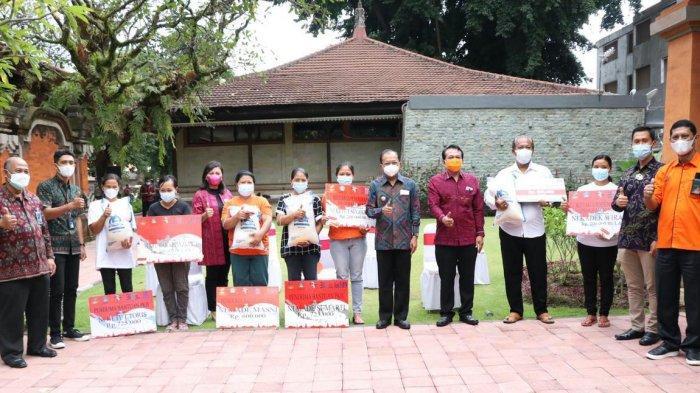 Gubernur Bali Sebut Pemerintah Pusat Telah Guyur Bantuan Kepada Masyarakat Bali Nyaris Rp 1 Triliun