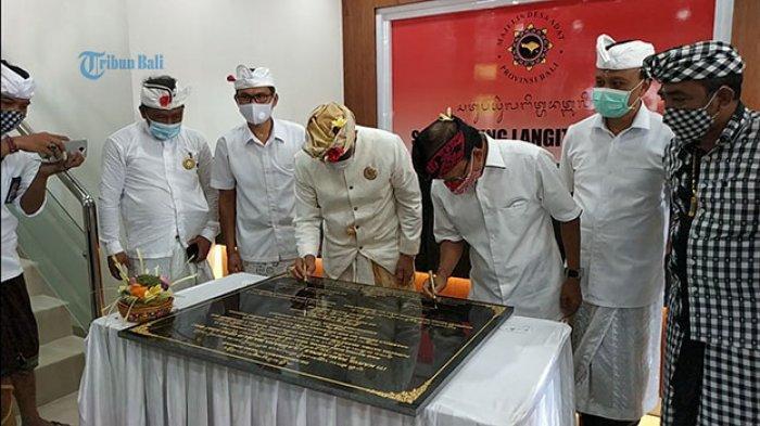 Gubernur Koster Resmikan Gedung MDA Provinsi Bali Senilai Rp 9,8 Miliar