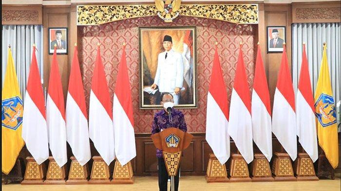 Bali Turun Level, Gubernur Koster Ingatkan Penguatan Protokol Kesehatan pada PPKM Level 3