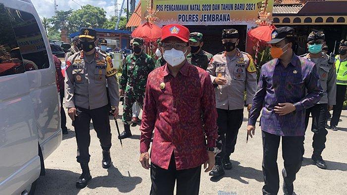 Terkait Perpanjangan Penerapan Swab PCR Untuk Syarat Masuk Bali, Ini Jawaban Gubernur Koster