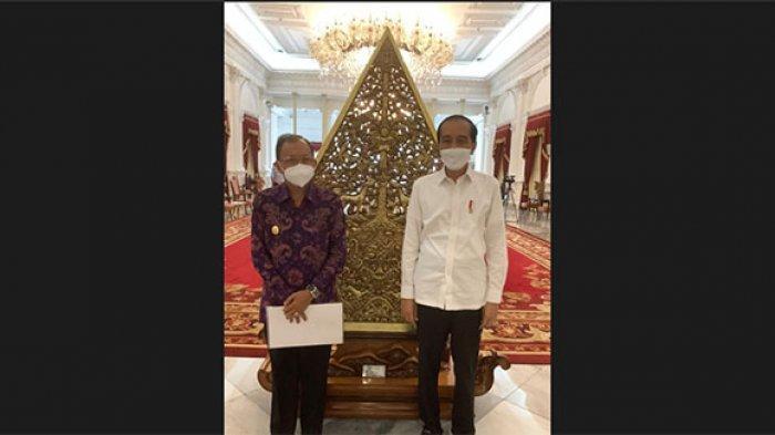 Target Vaksinasi Rampung Juli 2021, Koster Mohon ke Presiden Jokowi Tambahan 3 Juta Vaksin Covid-19