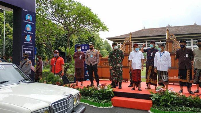 New Normal Dimulai di Bali Hari Ini, Gubernur Koster Mulai Dengan Tur Mobil Kuno