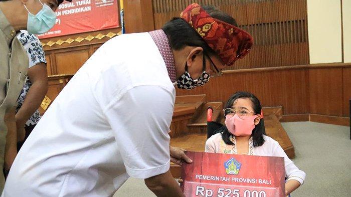 Pihak Sekolah Sambut Positif Kebijakan Koster yang Salurkan Bantuan Pada Siswa Swasta di Bali