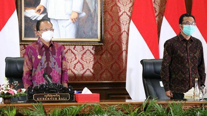 Ajak Bupati/Walikota Kerjasama Kelola Bali, Koster Instruksikan Perubahan RPJMD Harus Tepat Sasaran
