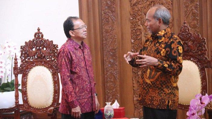 Koster Akan Bangun Pembangkit Listrik di Berbagai Daerah,Wujudkan Bali Mandiri Energi pada 2023