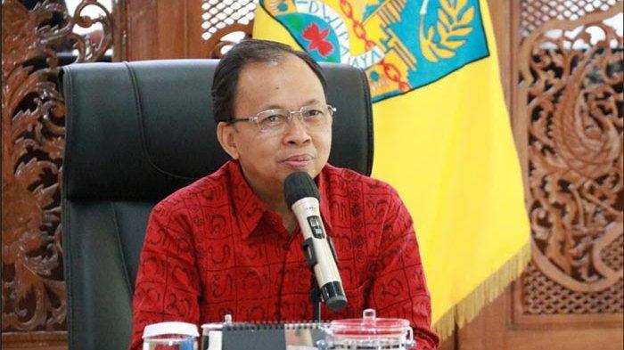 Gubernur Koster Berupaya Keras Tangani Pandemi Covid-19 Demi Perbaikan Citra Pariwisata Bali