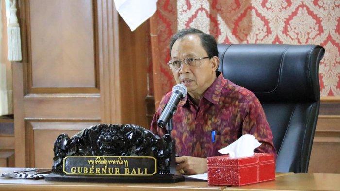 PROFIL Gubernur Bali I Wayan Koster: Biodata, Riwayat Pekerjaan, hingga Karier Politiknya
