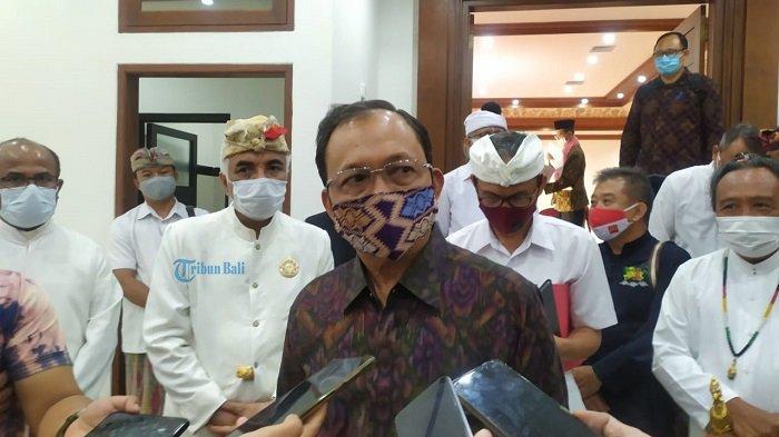 Kasus Positif Covid-19 di Bali Meningkat, Koster Bakal Lakukan Pembatasan di Tempat Wisata