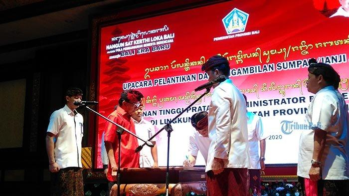 Koster Naikkan Penghasilan ASN Pemprov Bali, Ini Rincian Tunjangan Pejabat yang Naik Signifikan