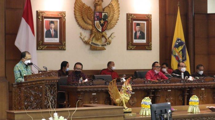 Gubernur Koster Harapkan Bali Miliki Basis Pendapatan Daerah Memadai Guna Mendukung Sumber PAD