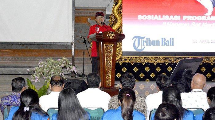 Gubernur Siapkan Skema KKN Semesta Berencana di Bali, Pengelompokan Sesuai Bidang Keilmuan