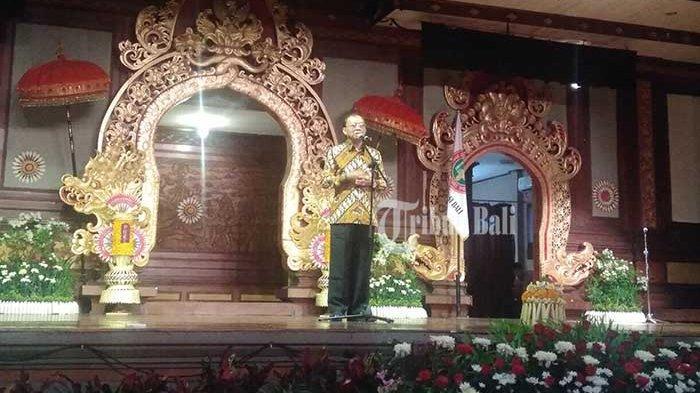 Gubernur Koster Bungkam Soal Perubahan Nama Tol Bali Mandara