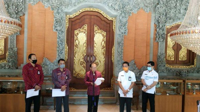 Fasilitasi Pemasaran Produk Pangan & Sandang Lokal, Koster Programkan Pasar Gotong Royong Krama Bali