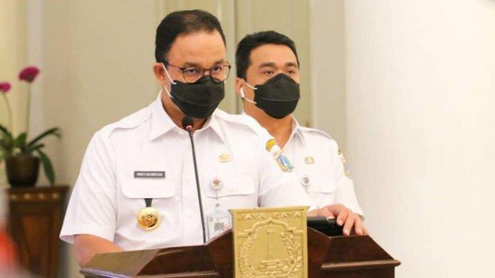 Kasus Covid-19 di Jakarta Melandai, Anies Baswedan Putuskan Kembali ke PSBB Transisi Mulai Besok
