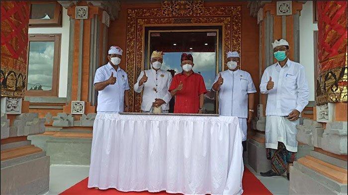 Gubernur Bali Resmikan Kantor MDA Badung, Koster: Desa Adat Modal Utama Masyarakat Bali