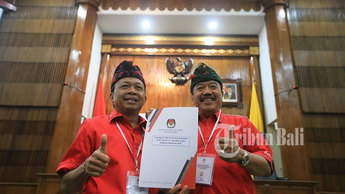 Gubernur Baru Ngantor di Rumah Transisi, Segera Kumpulkan OPD di Pemprov Bali