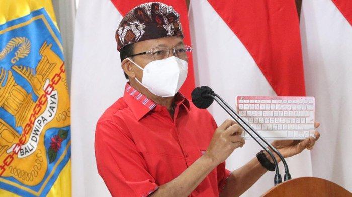 Gubernur Koster Minta Warga Bali Tidak Euforia Berlebihan, Ingatkan Penguatan Prokes