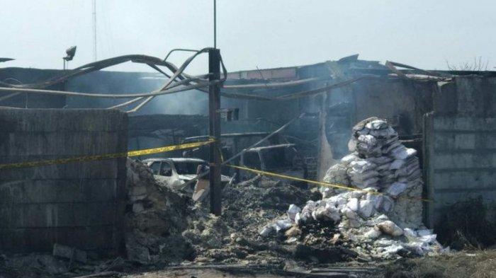 Ini Sejumlah Kejanggalan Terbakarnya Pabrik Mercon yang Menewaskan 47 Orang