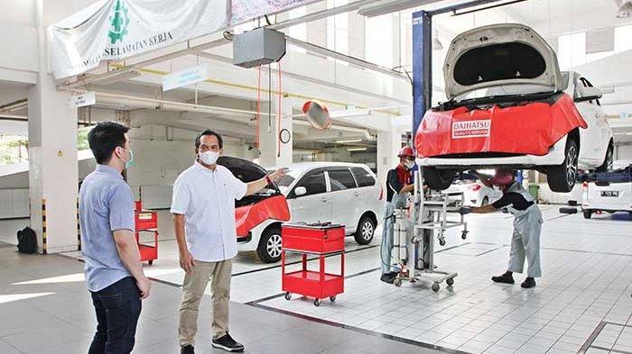 Ringankan Beban Customer di Masa Pandemi, Astra Daihatsu Hadirkan Program Perawatan Mobil