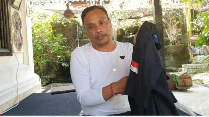 Hengkang Mendadak dari Partai NasDem, Gung Ronny Serukan Ini kepada Anggota Baret GP NasDem Bali