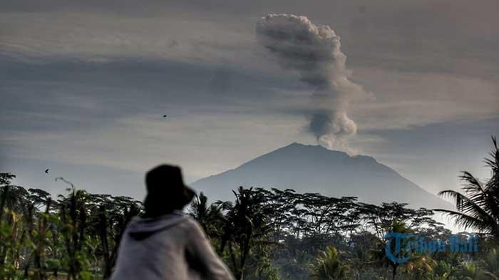 Melihat Kondisi Gunung Agung Saat ini, PVMBG Memprediksi Pertumbuhan Lava Seperti ini