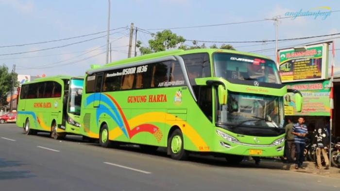 Penghasilan Sudah Turun Rp 8 M, Larangan Mudik Lebaran Bikin Perusahaan Bus Tabanan Makin Terpuruk