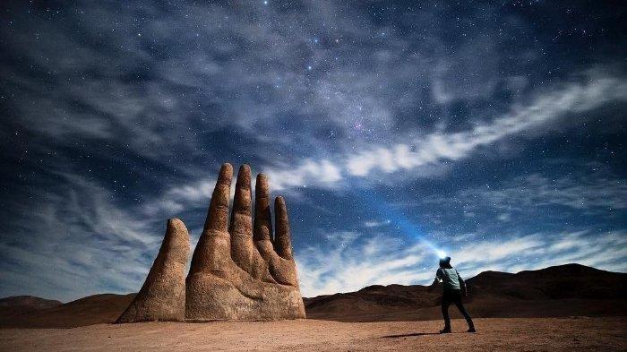 Dijuluki Planet Mars di Bumi, 5 Fakta Unik Gurun Atacama, Tempat Paling Kering & Berbahaya di Dunia