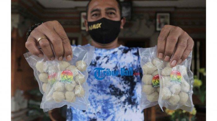 Dianawati Produksi Bakso Lele, Sebuah Inovasi KulinerUnik dan Baru di Denpasar Bali