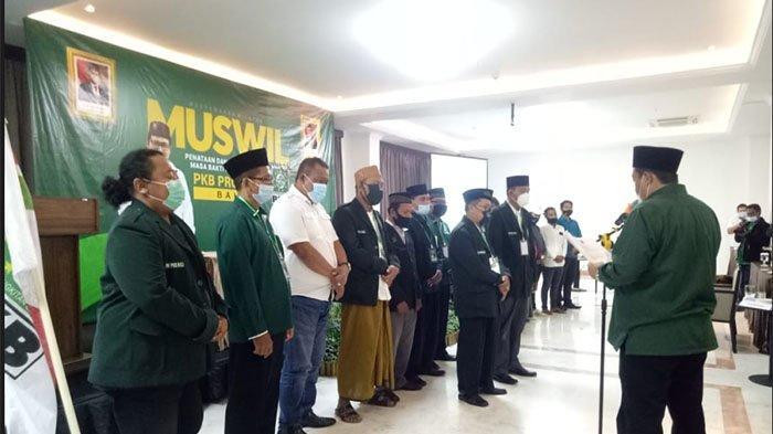 Bang Yono Kembali Terpilih Aklamasi Jadi Ketua PKB Bali, Targetkan Rebut Kursi DPR RI di Pemilu 2024