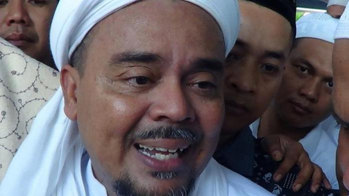Habib Rizieq Tak MauPulang Jika Tak Dijemput 1 Juta Massa, Ansufri: Kalau 50 Ribu Masih Kecil Lah