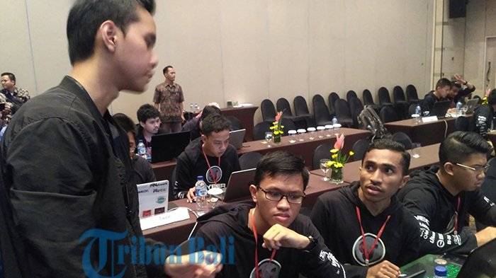 Hackers Indonesia Ikuti Kompetisi Cyber Jawara di Bali, Jika Menang Wakili Indonesia ke Jepang & AS