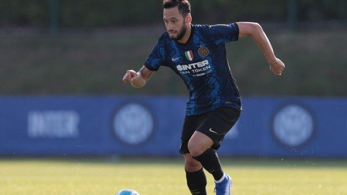 HASIL Inter Milan Vs Crotone: Nerazzurri Pesta Gol, Pujian Permainan Magis Eks AC Milan Calhanoglu