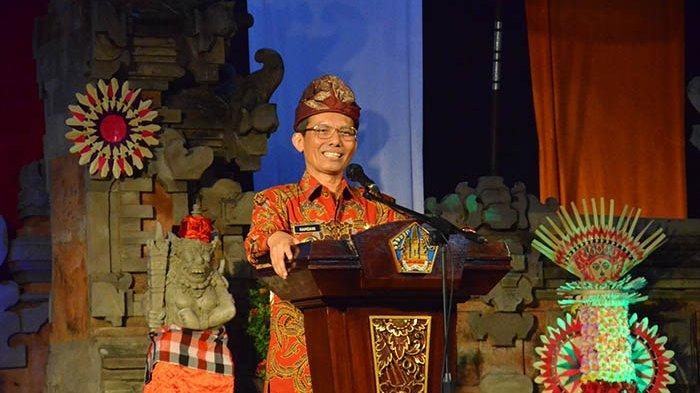 Kagumi Kebudayaan Bali yang Adiluhung,Hari Ini Hamdani Akhiri Sebagai Pj. Gubernur