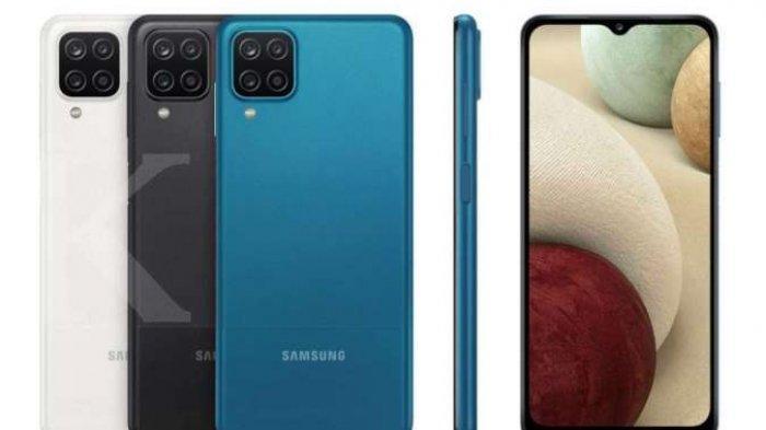 Harga Samsung Galaxy A12 Hanya Rp 2 Jutaan, Pilihan Baru di Kelas HP Murah, Berikut Spesifikasinya