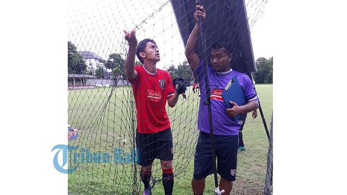 Agar Tetap Bugar, Penyerang Bali United Hanis Sagara Kolaborasikan Program Latihan