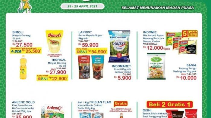 HANYA 3 HARI, Promo JSM Indomaret: Minyak Goreng 22.900, Pasta Gigi 6.900, Snack Beli 2 Gratis 1