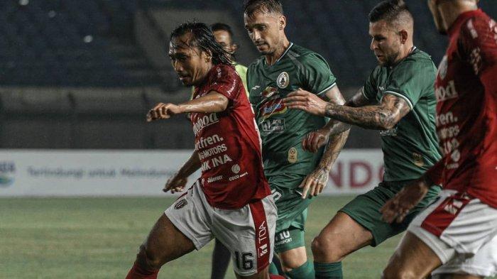 Bali United Tersingkir, Kalah Adu Penalti dari PSS Sleman di Perempat Final