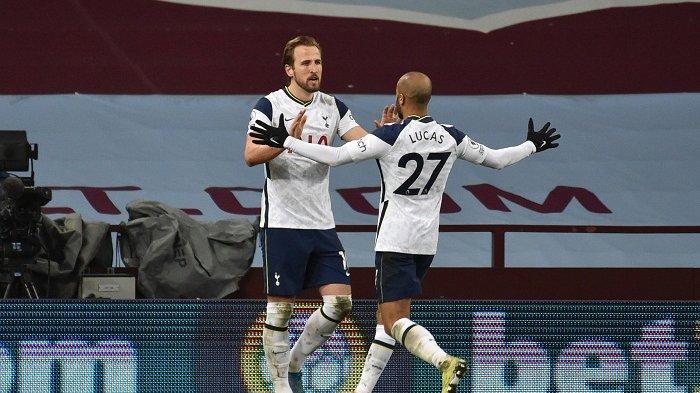 Link Live Streaming Tottenham vs Manchester United, Kane Siap Tinggalkan The Lilywhites Akhir Musim?