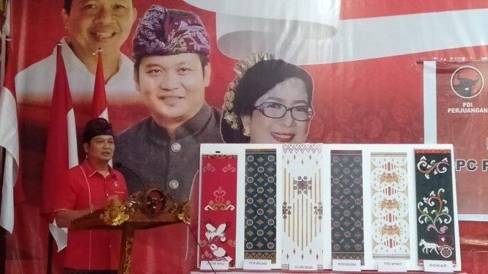 Endek Jalak Bali Jembrana Jadi Pemenang, Gaungkan Semangat dan Gagasan Bung Karno