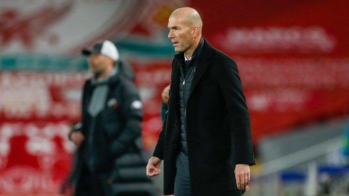 Chelsea vs Real Madrid 6 Mei 2021, Zidane Incar Kemenangan Pertama