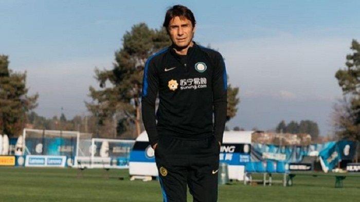 Hasil Liga Italia: Bawa Inter Milan ke Trek Juara, Conte Sosok Demokratis dan Puji Aksi Sanchez